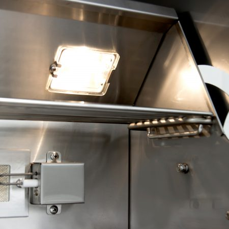 Internal Halogen Lighting System